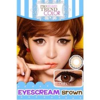 Eyescream Brown