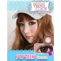 Popteen  Brown