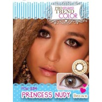 Princess Nudy Brown