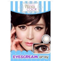Eyescream Gray